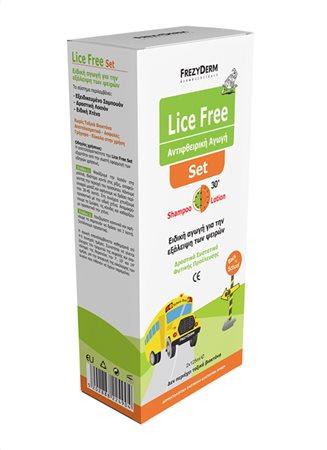 lice free set 3d4