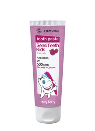 SENSITEETH KIDS TOOTHPASTE 500ppm