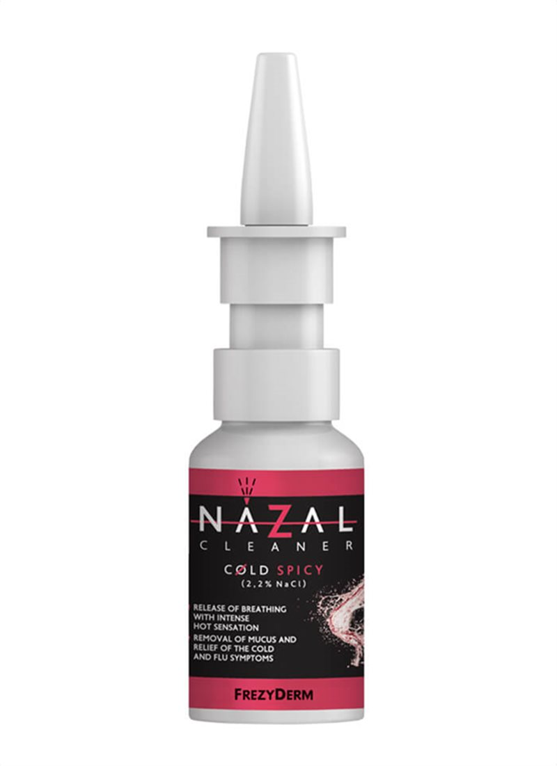 NAZAL CLEANER COLD SPICY