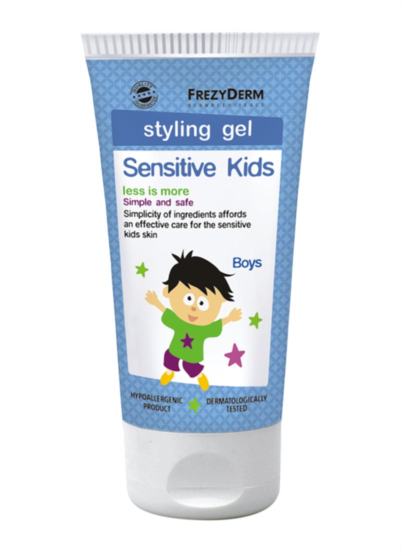 SENSITIVE KIDS STYLING GEL