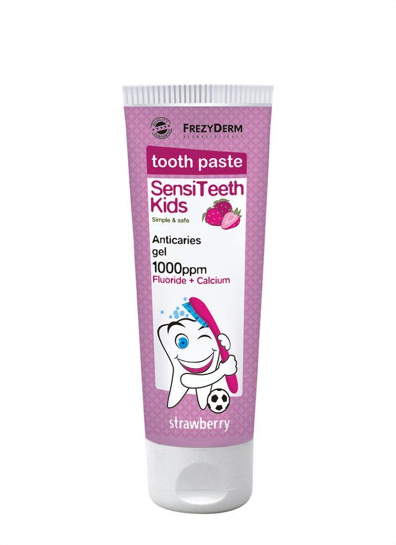 SENSITEETH KIDS TOOTHPASTE 1.000ppm